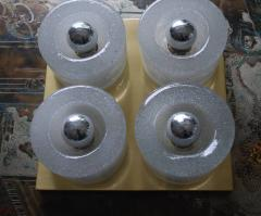 Italian Mazzega Glass Sconces - 1620563