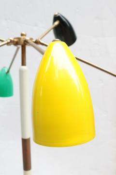 Italian Mid Century Modernist Floor Lamp - 1499788