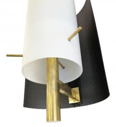Italian Mid Century Perforated Sconces 2 Pairs Available - 2073040