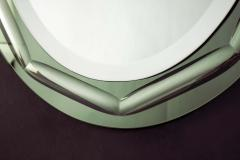 Italian Mirror in the Style of Fontana Arte 1970s - 1910374