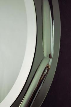 Italian Mirror in the Style of Fontana Arte 1970s - 1910375