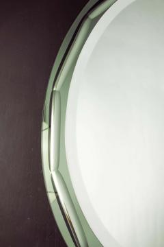 Italian Mirror in the Style of Fontana Arte 1970s - 1910379