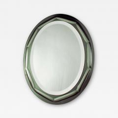 Italian Mirror in the Style of Fontana Arte 1970s - 1912144