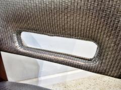 Italian Modern Mahogany Arm Desk Chair Guglielmo Ulrich - 732576