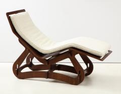 Italian Modernist Chaise Longue - 1899182