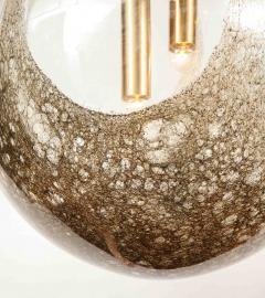 Italian Murano 1960s Blown Glass Globe Chandelier - 1815044