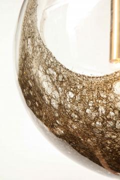 Italian Murano 1960s Blown Glass Globe Chandelier - 1815050