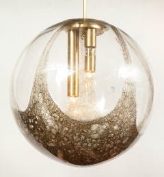 Italian Murano 1960s Blown Glass Globe Chandelier - 1815052