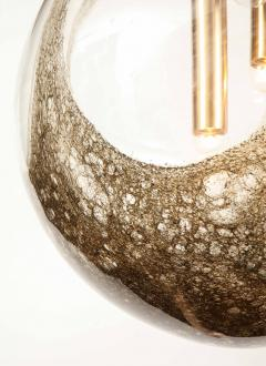 Italian Murano 1960s Blown Glass Globe Chandelier - 1815053