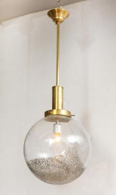 Italian Murano 1960s Glass Globe Chandelier - 1815389