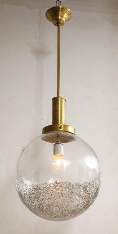 Italian Murano 1960s Glass Globe Chandelier - 1815390