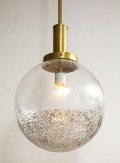 Italian Murano 1960s Glass Globe Chandelier - 1815392