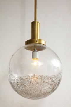 Italian Murano 1960s Glass Globe Chandelier - 1815393