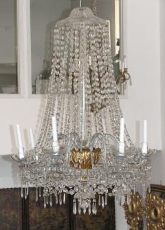 Italian Neoclassical Chandelier 19th Century - 620267