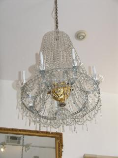 Italian Neoclassical Chandelier 19th Century - 620277