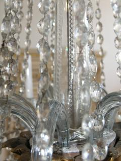 Italian Neoclassical Chandelier 19th Century - 620282