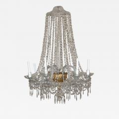 Italian Neoclassical Chandelier 19th Century - 623689
