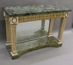 Italian Neoclassical Console Table - 654946
