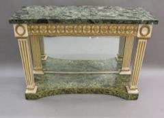 Italian Neoclassical Console Table - 654947
