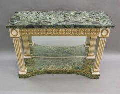 Italian Neoclassical Console Table - 654948