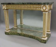 Italian Neoclassical Console Table - 654949