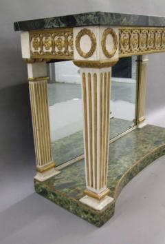 Italian Neoclassical Console Table - 654950