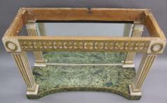 Italian Neoclassical Console Table - 654952