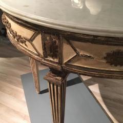 Italian Neoclassical Console Table Circa 1800   235983