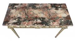 Italian Neoclassical Giltwood and Painted Console Table - 1568150
