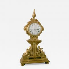 Italian Neoclassical Mantel Clock - 479833