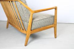 Italian Oak Spindle Back Settee - 317114
