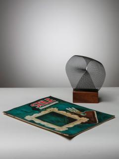 Italian Op Art Sculpture - 1032202
