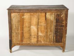 Italian Painted 3 Drawer Commode - 1581141