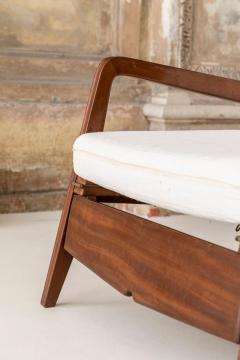 Italian Reclining Armchair - 1583934
