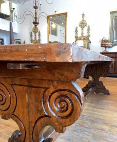 Italian Refectory Table Circa 1850 - 1912667