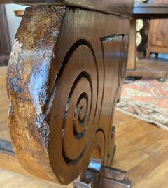 Italian Refectory Table Circa 1850 - 1912749