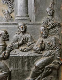 Italian Renaissance Wax Plaquette - 35528
