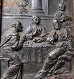 Italian Renaissance Wax Plaquette - 35529