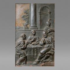 Italian Renaissance Wax Plaquette - 35714