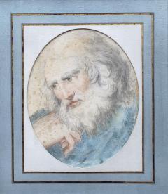 Italian School Portrait of a Head  - 1726157