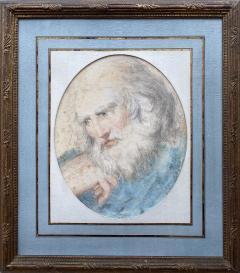 Italian School Portrait of a Head  - 1726162