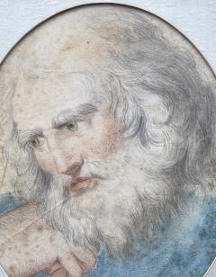 Italian School Portrait of a Head  - 1726164