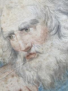 Italian School Portrait of a Head  - 1726165