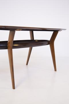 Italian School Vintage Dining Table in Fine Italian Wood 1950s - 2054638