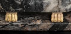 Italian Sculpture Grand Tour Carved Marble Reduction Of a Bath Rome Boschetti - 2075412