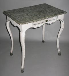 Italian Single Drawer Table - 1040772