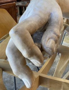 Italian Study of Il Braccio di Davide Scale 1 1 Rome Italy - 2007956