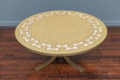 Italian Terrazzo Coffee Table - 2083341