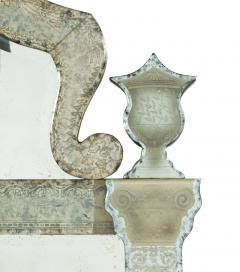Italian Venetian Style Wall Mirror - 1279290