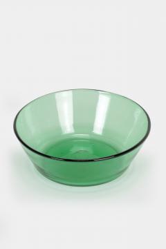 Italian Vetro Verde Empoli bowl 40s - 1575533